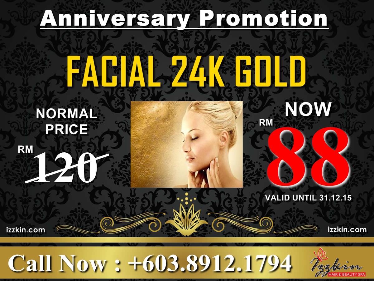 Promotion Anniversary Izzkin 2015